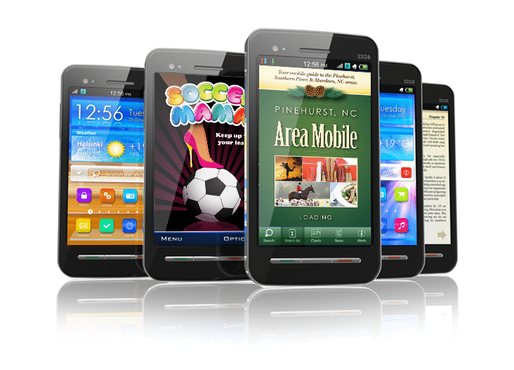 Mobile Applications Design and Development