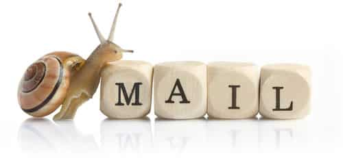 Snail Mail Direct Mail