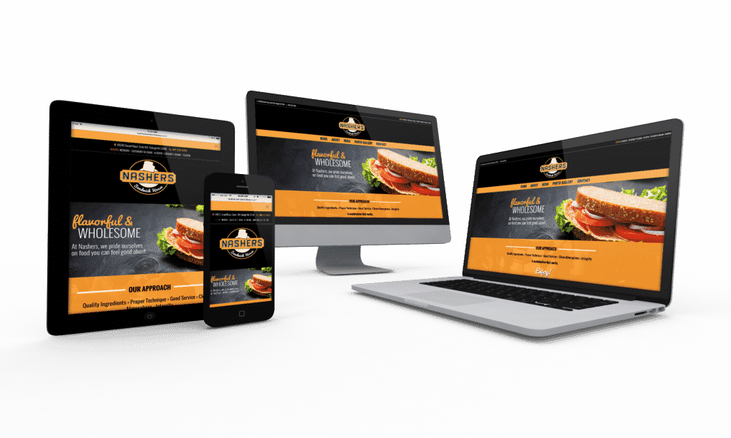 nashers-responsive-website-design