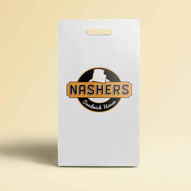 nashers-logo-design