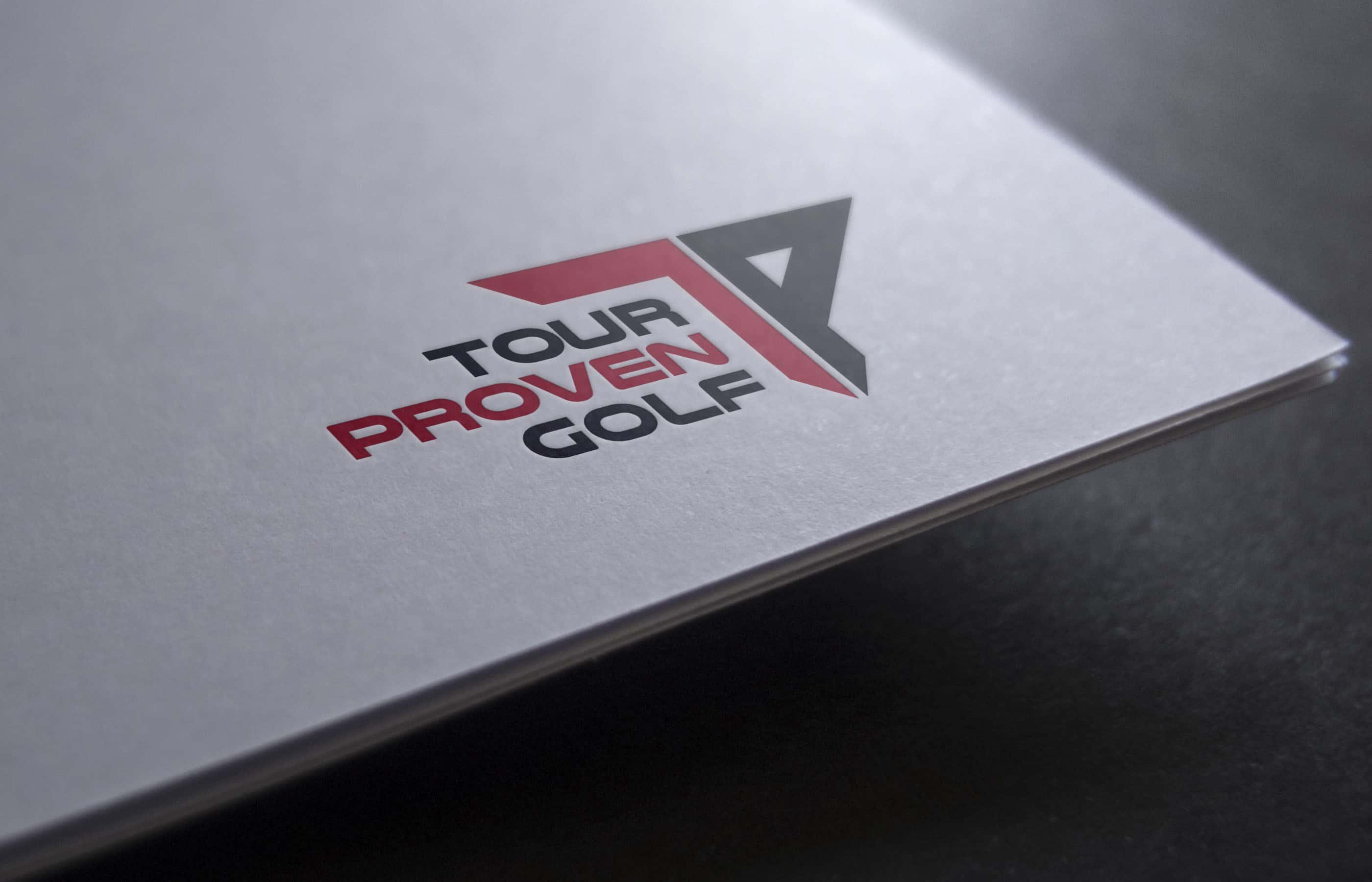 golf instructor logo design