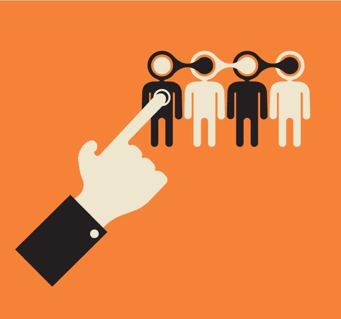 Propagate ideas through influencer marketing