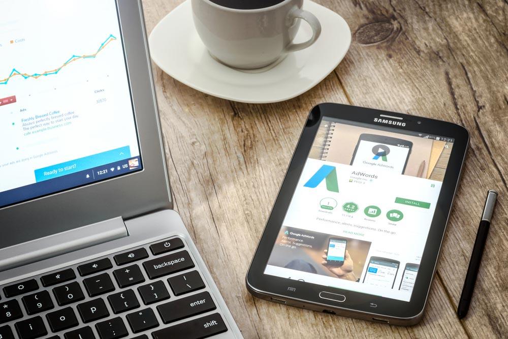 search engine marketing google adwords