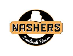 sandwich shop logo