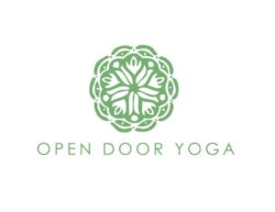 hot yoga studio logo