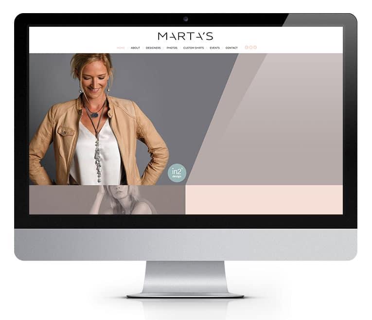 Martas Website