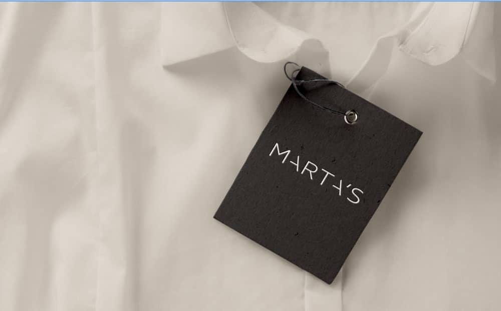 Martas Hang Tag