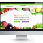PlantPure Website Design