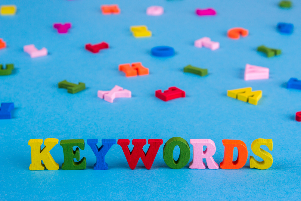 keywords and seo _ search engine optimization